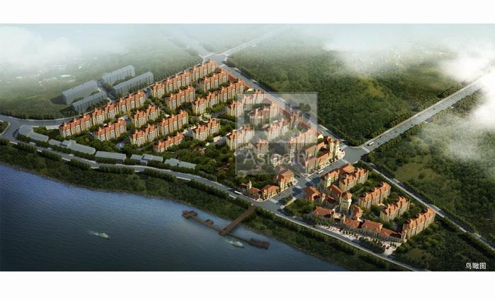 """山东潍坊""""华盟伯爵庄园""""规划及建筑设计"""